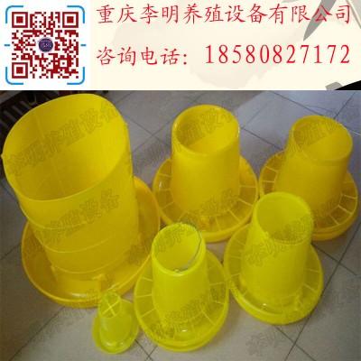 料桶  养鸡料桶 饲喂设备 鸡自动料桶 塑料料桶