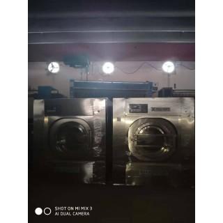 赤峰转让二手干洗店设备一套转让二手工业水洗机