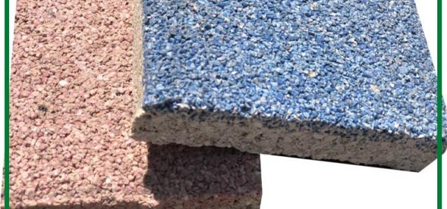 厂家批发陶瓷透水砖 河北邯郸生态园林透水砖类型6