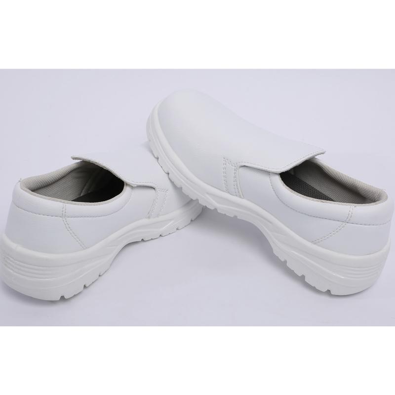 防静电防砸鞋耐磨防滑安全鞋劳保鞋白色安全防护鞋