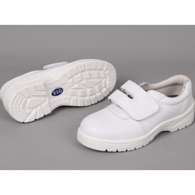 厂家直销防静电安全鞋 低帮防砸防刺穿劳保鞋 钢头防砸防穿刺