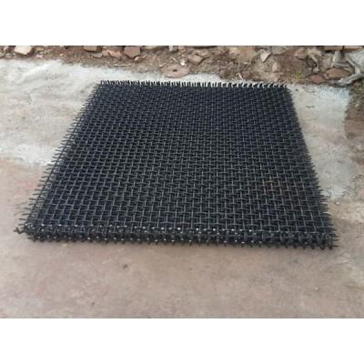 西安高锰钢筛网的性能特点