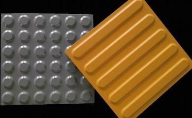全瓷盲道砖制品 上海人行道优质盲道砖供应6
