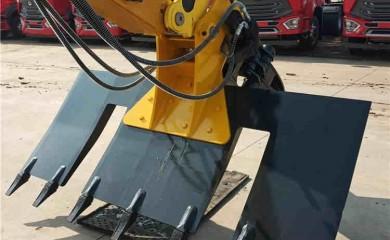 供应挖掘机改装铁路换枕机 中小型铁路枕木夹具
