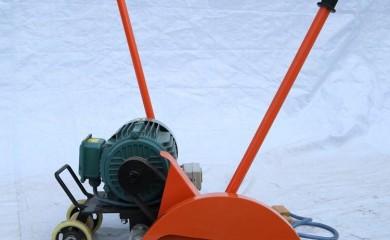 轨道用电动锯轨机 DQG-3型电动切轨机 轨道钢轨锯轨机