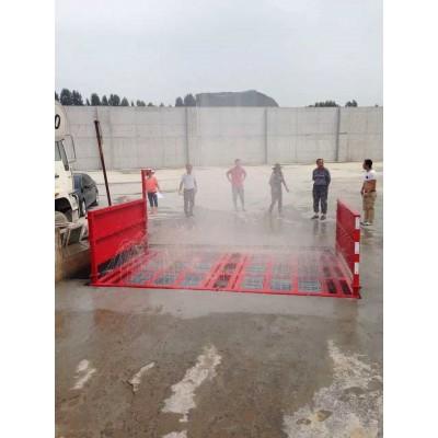 洛阳建筑工地洗车机的保养程序