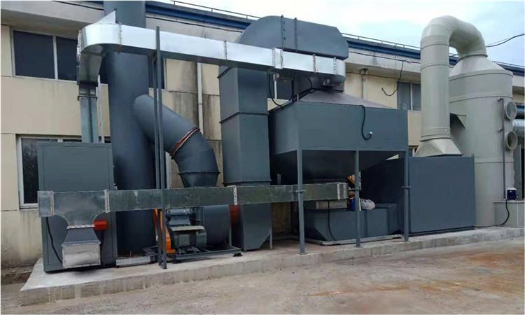 东北催化燃烧设备专家 欣恒工程设备 包环保验收合格