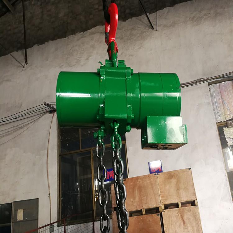 矿用5t矿用气动葫芦,HQ系列气动葫芦厂家直销