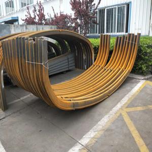 供应U型钢支架 加工矿用U型钢支架 设计巷道U型钢支架