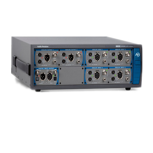 全新遨谱APx525B双通道音频分析仪