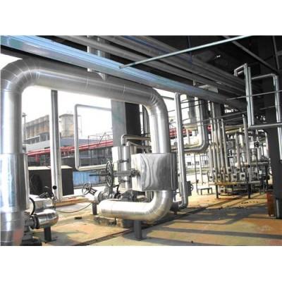 白铁皮保温工程岩棉硅酸铝管道保温施工队