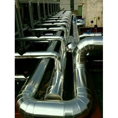 镀锌铁皮保温工程施工技术铝皮不锈钢管道保温施工