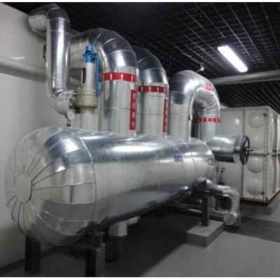 蒸汽管道保温工程岩棉铝皮防腐保温承包单位