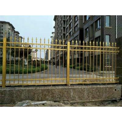 铁艺护栏厂家介绍定做铁艺护栏需要注意什么