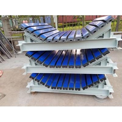 煤矿专用1400mm缓冲条 矿产输送保护设备抗冲击缓冲床