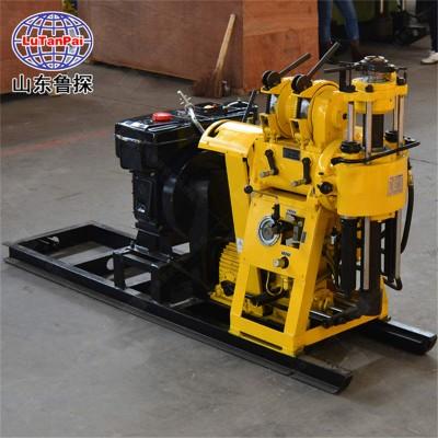供应百米工程勘察钻机HZ-130Y型液压岩心取样钻机