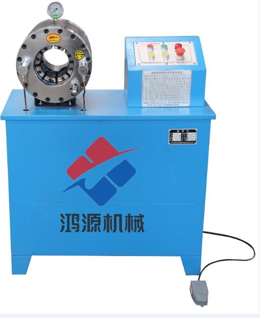 数控型锁管机在设计构造上增加以下功能