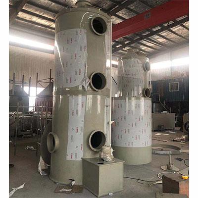 pp水喷淋塔 工业降温除雾废气处理净化环保设备
