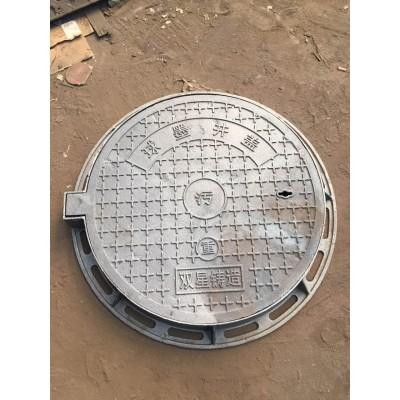 专业一流生产 球墨铸铁井盖700型 国标质量有保证