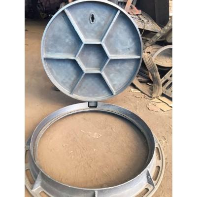厂家直销 球墨铸铁井盖轻型700 质优价廉 量大从优