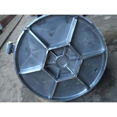 厂家批发 球墨铸铁井盖800重型品质保障 质量可靠