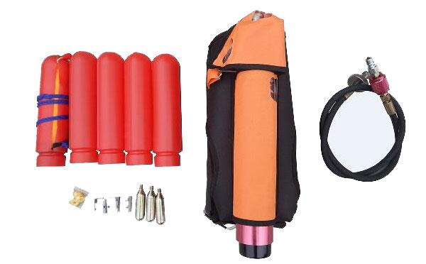 韩式救生抛投器  消防救生器材