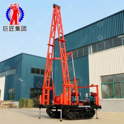 厂家直销sh30-2a工程勘察钻机 冲击式履带行走勘察钻机
