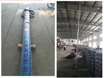 天津大功率深井泵-125kw潜水泵厂家