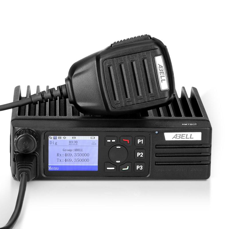 供应欧标AM780T数字车载台