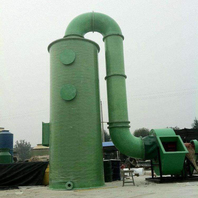 脱硫塔除硫塔装置在燃煤锅炉脱硫除尘行业
