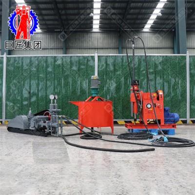厂家直销水泥浆打孔注浆加固钻机钻孔速度快效率高
