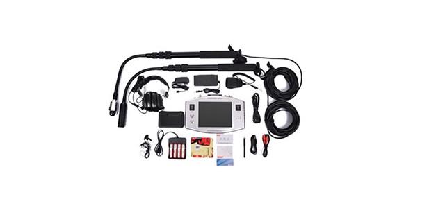 VIS600音视频生命探测仪性能参数