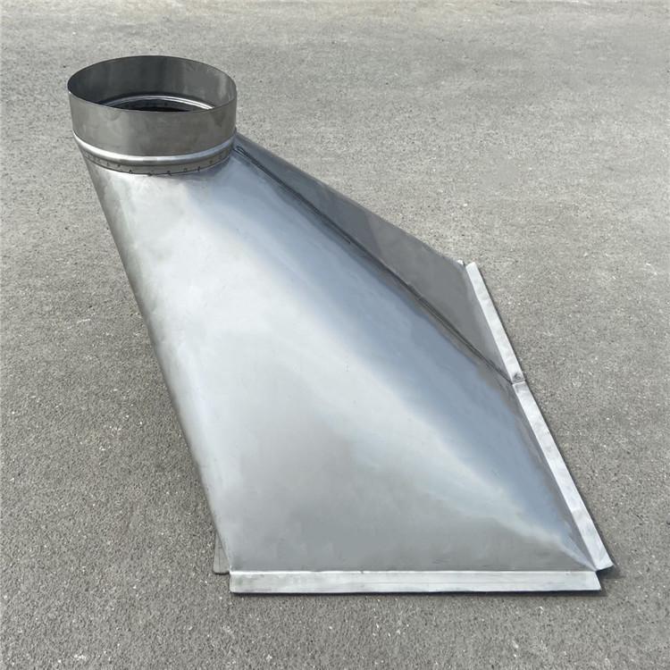 海南不锈钢螺旋风管 镀锌钢板通风管道 佛山排烟通风管道