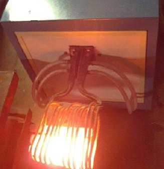 高中频感应加热电炉