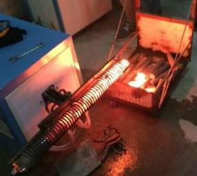 棒料透热锻造炉、标准件热镦机