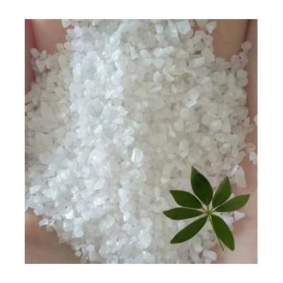 现货供应砂浆用石英砂  耐磨平骨料石英砂