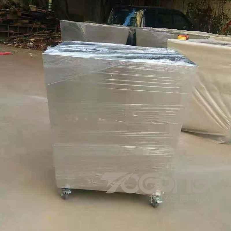不锈钢花箱定制_特攻不锈钢花箱花盆_方形不锈钢花箱厂家