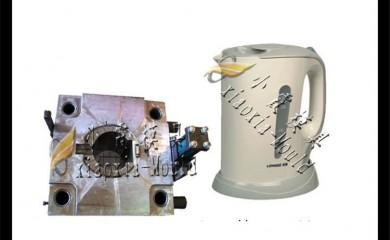订制电水壶塑料模具 塑胶水壶外壳  1.8L水壶塑料模具