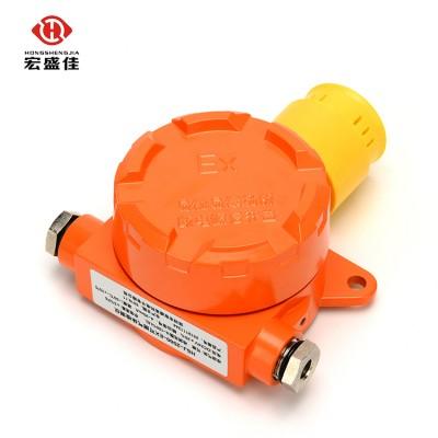 固定式氨气氢气油漆甲苯乙炔酒精乙醇气体探测器