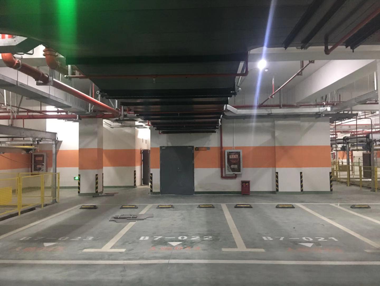 南京道路划线_停车场车位划线标准尺寸是多少?
