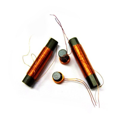 批发磁棒骨架线圈电感器 磁棒线圈 可调感应电感线圈厂家