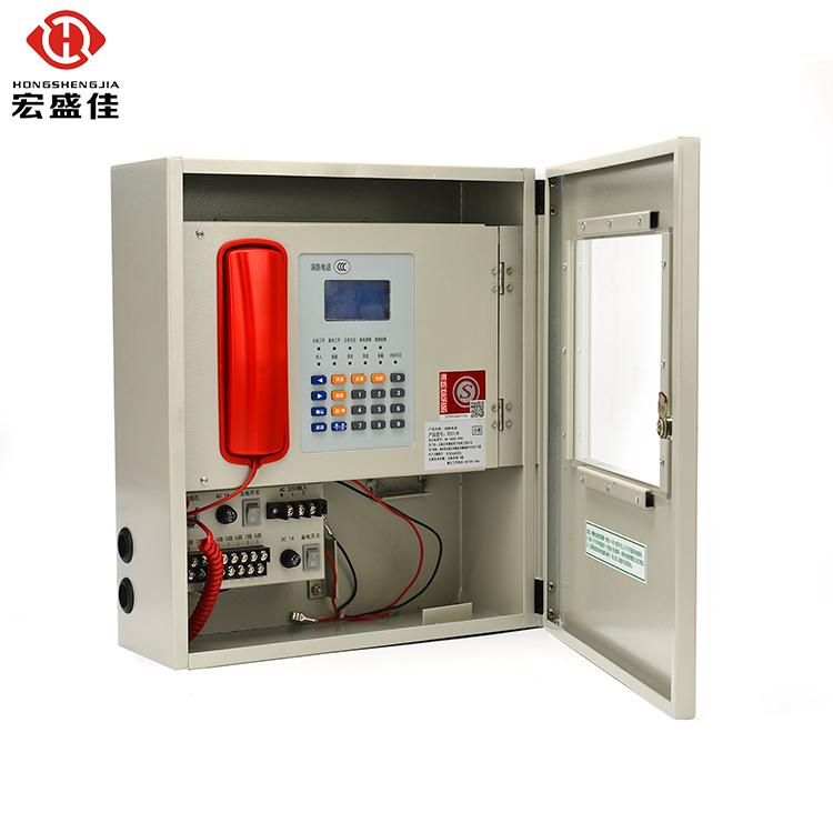管廊光纤消防电话主机DH9361/BG光纤消防电话主机