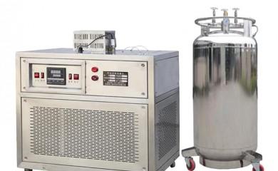 汇富零下196度液氮低温槽 -196℃冲击试验低温仪