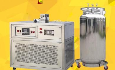 双系统冲击试验低温仪液氮+压缩机两用型CDW-196T