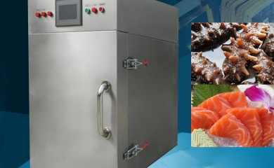 海鲜速冻设备 汇富液氮速冻机低温冷冻柜