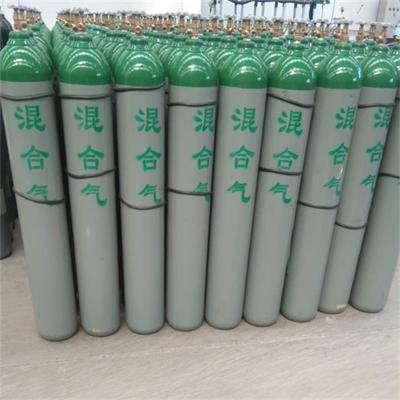 供应四川省40升混合气 济宁协力氩甲烷混合气体生产价格