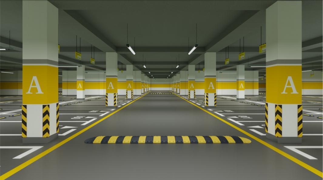 南京达尊交通工程公司提供南京停车场车位划线和道路划线 