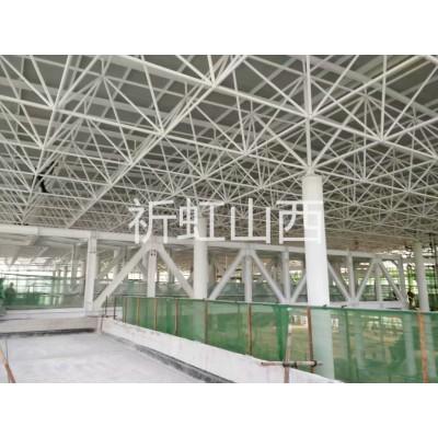 晋中寿阳平舒钢结构厂房 平头钢结构车间