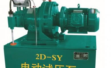 西安电动试压泵高压泵功能与结构分析