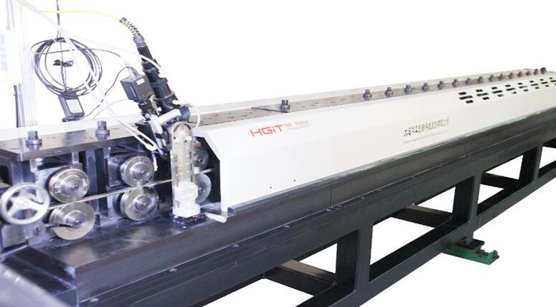 不锈钢暖边条成型机—大连华工厂家直销